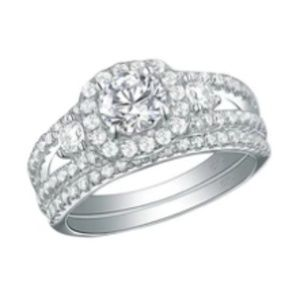 Jewelry - CERTIFIED 1.50 cttw Diamond Ring